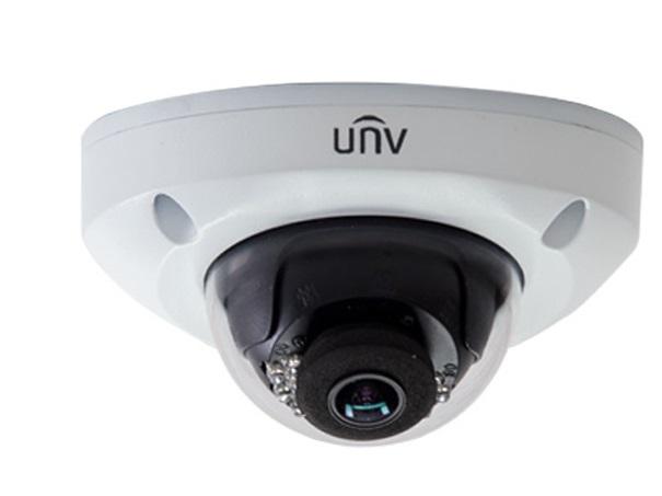 Camera IP Dome hồng ngoại 2.0 Megapixel UNV IPC312SR-VPF28-C