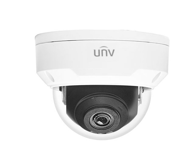 Camera IP Dome hồng ngoại 4.0 Megapixel UNV IPC324LR3-VSPF28