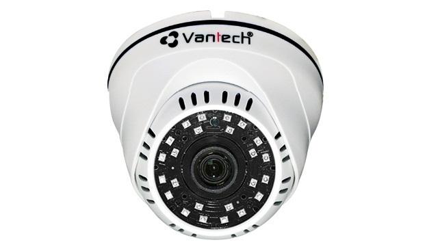 Camera IP Dome hồng ngoại 2.0 Megapixel VANTECH VP-180K