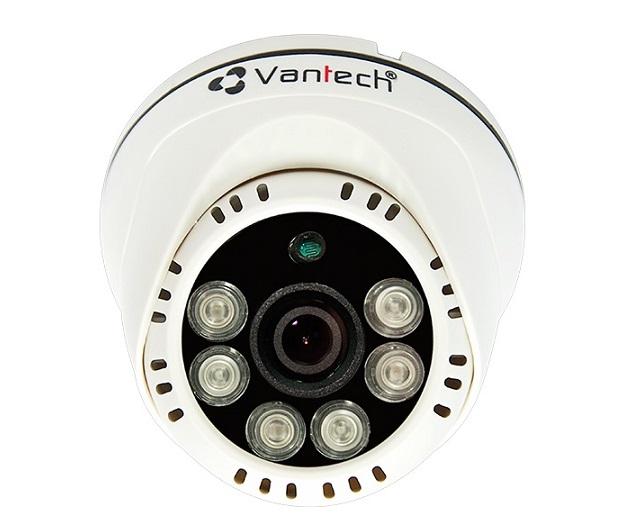 Camera IP Dome hồng ngoại 2.0 Megapixel VANTECH VP-180KV2