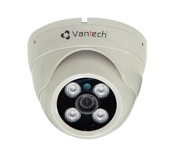 Camera IP Dome hồng ngoại 2.0 Megapixel VANTECH VP-184CVP