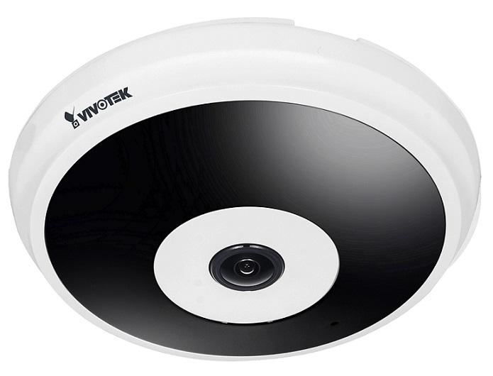 Camera IP Fisheye hồng ngoại 5.0 Megapixel Vivotek FE9182-H (no cable)