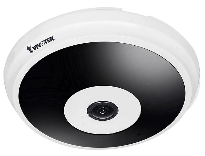 Camera IP Fisheye hồng ngoại 5.0 Megapixel Vivotek FE9182-H