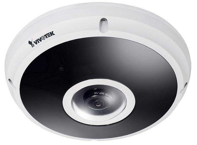 Camera IP Fisheye hồng ngoại 5.0 Megapixel Vivotek FE9382-EHV (no cable)