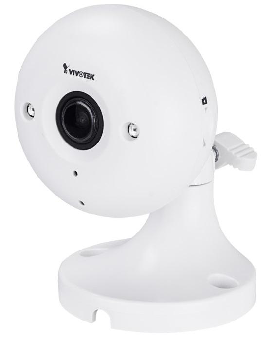 Camera IP Cube không dây hồng ngoại 2.0 Megapixel Vivotek IP8160-W