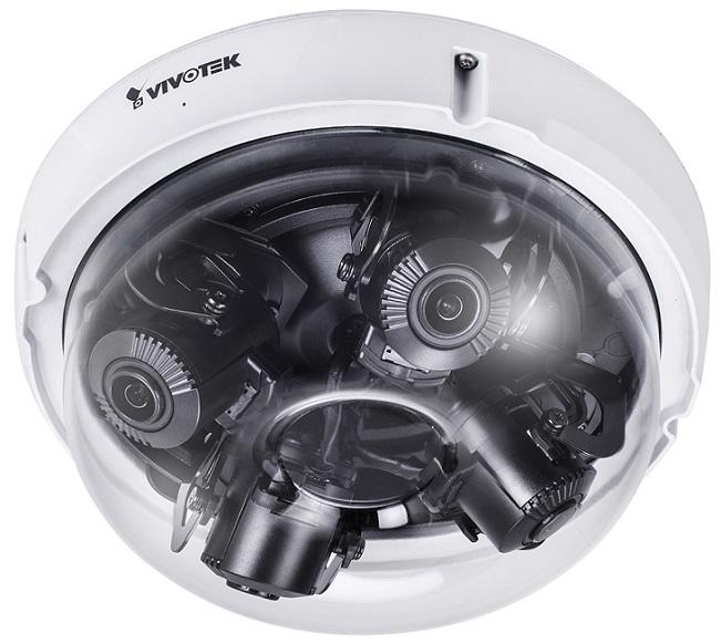 Camera IP Dome 12.0 Megapixel Vivotek MA8391-ETV