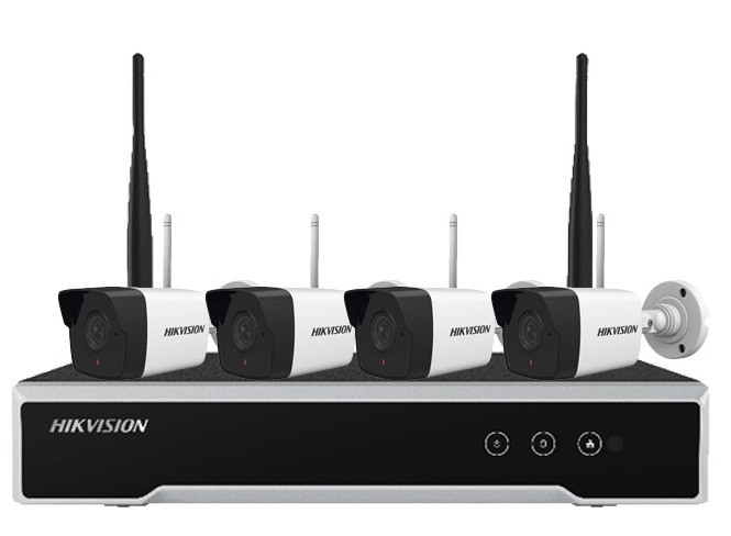 Bộ Kit camera IP Wifi HIKVISION NK42W0