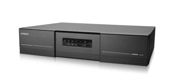 Đầu ghi hình camera IP 16 kênh AVTECH AVH517