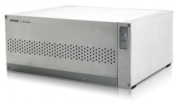 Hộp lưu trữ ổ cứng ngoài AVTECH AVX992