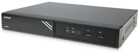 Đầu ghi hình HD-TVI 8 kênh AVTECH AVZ1009