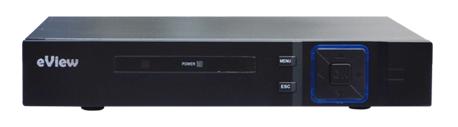 Đầu ghi hình AHD/TVI/CVI/IP 4 kênh eView ACT5104