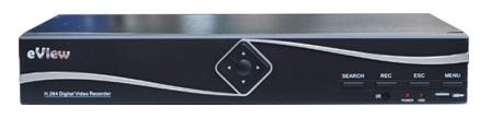 Đầu ghi hình AHD/TVI/CVI/IP 4 kênh eView ACT5204LP
