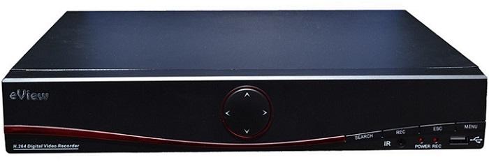 Đầu ghi hình AHD/TVI/CVI/IP 16 kênh eView ACT5216LP