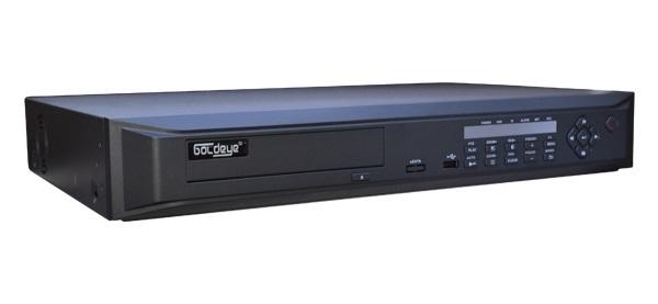 Đầu ghi hình AHD 16 kênh chuẩn 1080P Goldeye GE-AVR7416H
