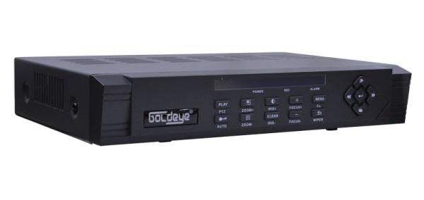 Đầu ghi hình 4 kênh chuẩn 960H Goldeye GE-H7204I