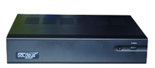 Đầu ghi hình camera IP 6 kênh Goldeye NVR7106P