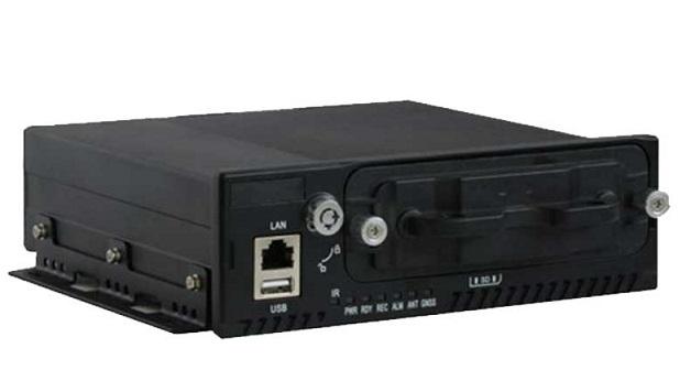 Đầu ghi hình IP PoE di động trên xe HDPARAGON HDS-M5504HNI