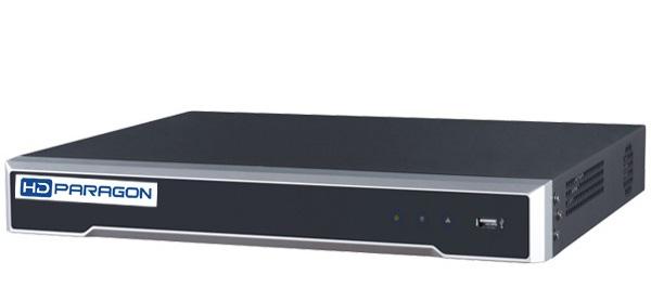 Đầu ghi hình camera IP 8 kênh HDPARAGON HDS-N7608I-4K
