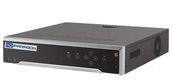Đầu ghi hình camera IP PoE 16 kênh HDPARAGON HDS-N7716I-4K/PE