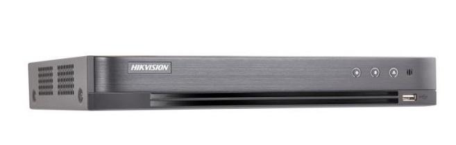 Đầu ghi hình Hybrid TVI-IP 8 kênh TURBO 4.0 HIKVISION DS-7208HUHI-K2 (hỗ trợ Alarm)