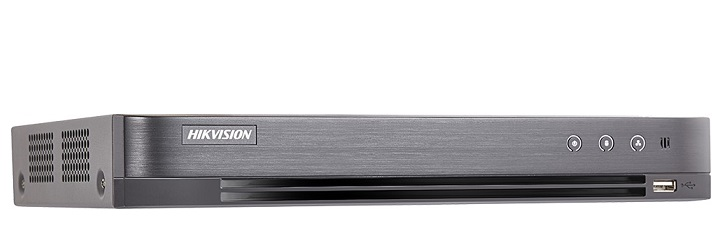 Đầu ghi hình Hybrid TVI-IP 16 kênh TURBO 5.0 HIKVISION iDS-7216HQHI-K2/4S