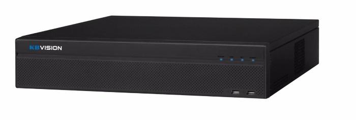 Đầu ghi hình camera IP 32 kênh KBVISION KR-4K9000-32-8NR2