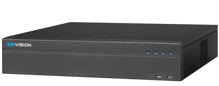 Đầu ghi hình camera IP 32 kênh KBVISION KR-4K9000-32-8NR3
