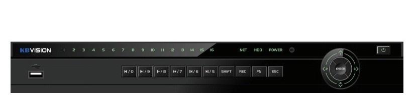 Đầu ghi hình camera IP 32 kênh KBVISION KX-4K8232N2