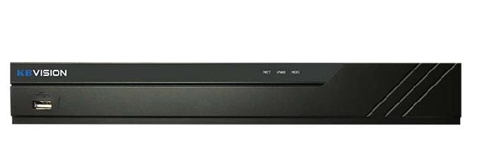Đầu ghi hình camera IP 8 kênh PoE KBVISION KX-K8108PN2