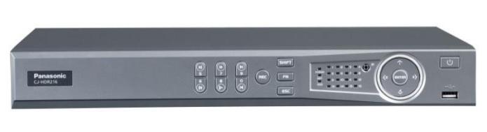 Đầu ghi hình 16 kênh PANASONIC CJ-HDR216