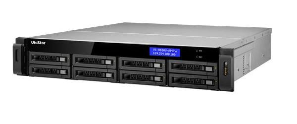Đầu ghi hình camera IP QNAP VS-8148U-RP Pro