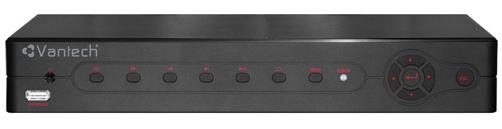 Đầu ghi hình HDCVI 8 kênh VANTECH VP-8160CVI
