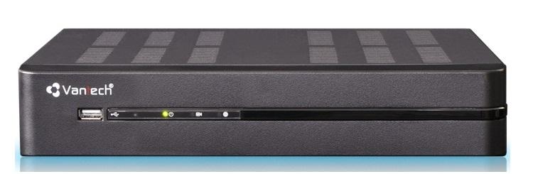 Đầu ghi hình DTV Hybrid 8 kênh VANTECH VP-8166DTV