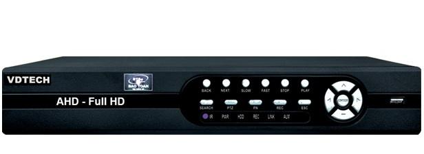 Đầu ghi hình 4 kênh 6 in 1 VDTECH VDTP-27 2M/2