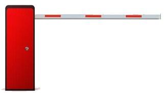 Hàng rào (Barrier) cần trái HDPARAGON HDS-TMG400-LL