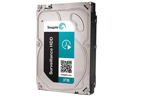 Ổ cứng chuyên dụng 3TB SEAGATE SKYHAWK ST3000VX006-520