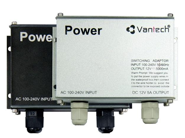 POWER SWITCHING ADAPTER 12V-5A VANTECH PSA-03H