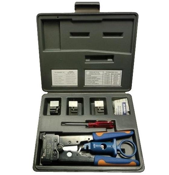 Bộ dụng cụ dây và dây đeo (Bộ công cụ cắm mô-đun) CAT5E COMMSCOPE