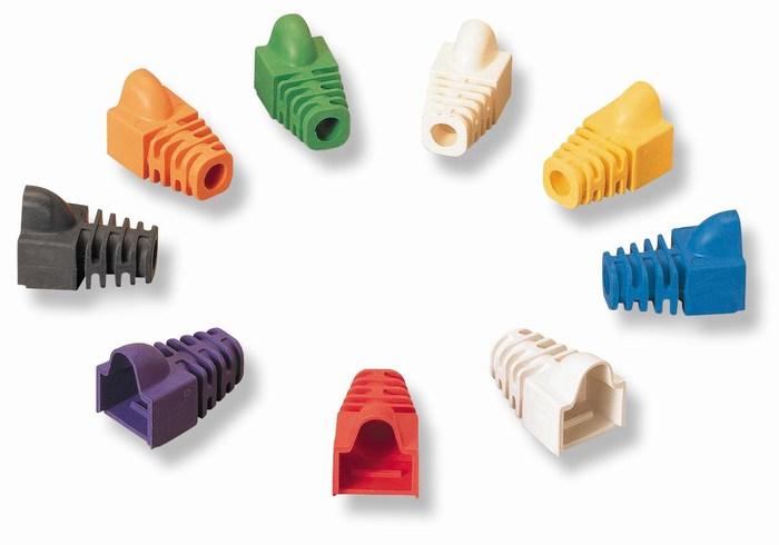 Modular Plug Boot COMMSCOPE-Chụp cao su cho