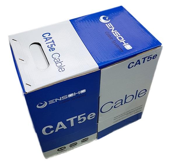 Cáp mạng ENSOHO CAT.5e S-FTP