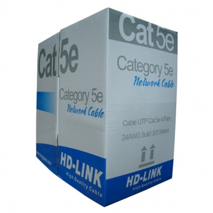 Cáp mạng HD-Link CAT6 FTP CCA
