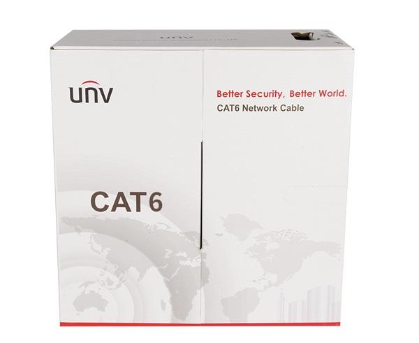 Cáp mạng Cat.6 UTP UNV CAB-LC3100A-IN