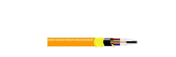 Cáp quang Chế độ đơn 8 lõi trong nhà Alantek 306-773008-Y0LS
