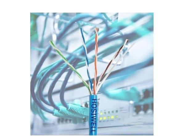 Cáp mạng Cat.5e FTP HOSIWELL 30013-BL
