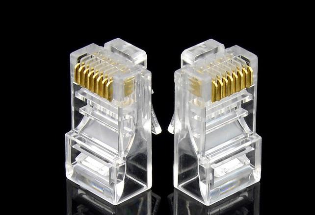 Đầu cắm RJ45-Modular LS FTP CAT5e / CAT6 (LS-MP-SC-RJ45-TR-D1)