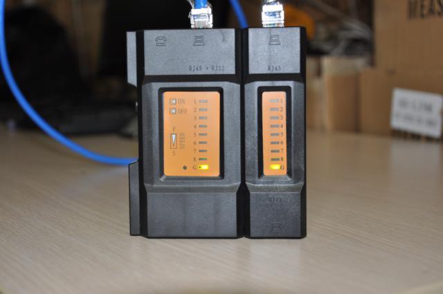 Máy kiểm tra cáp HD-LINK HD-TESTER TỐC ĐỘ