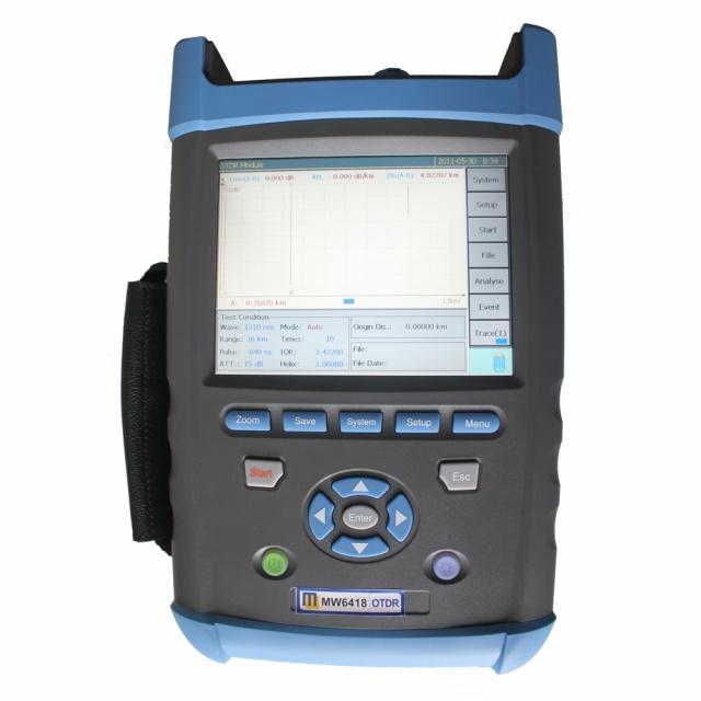 Máy đo cáp quang Myway OTDR MW6418