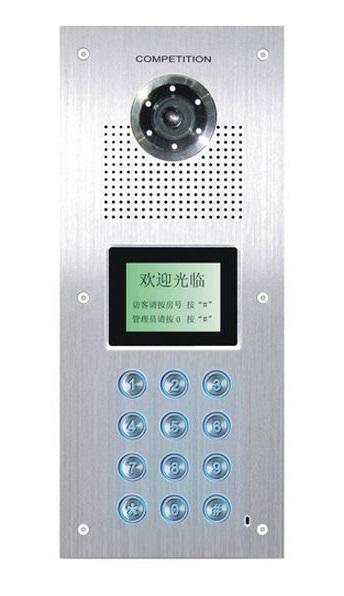Camera chuông cửa màu COMPETITION SAC-561C