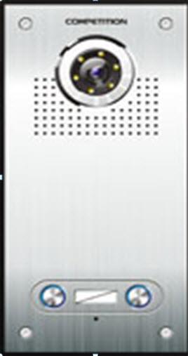 Camera chuông cửa màu COMPETITION SAC-562C/K2