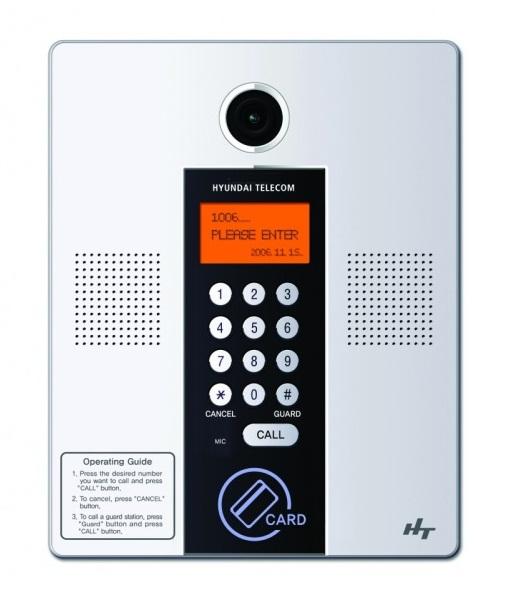 Camera chuông cửa HYUNDAI HLPC-8200